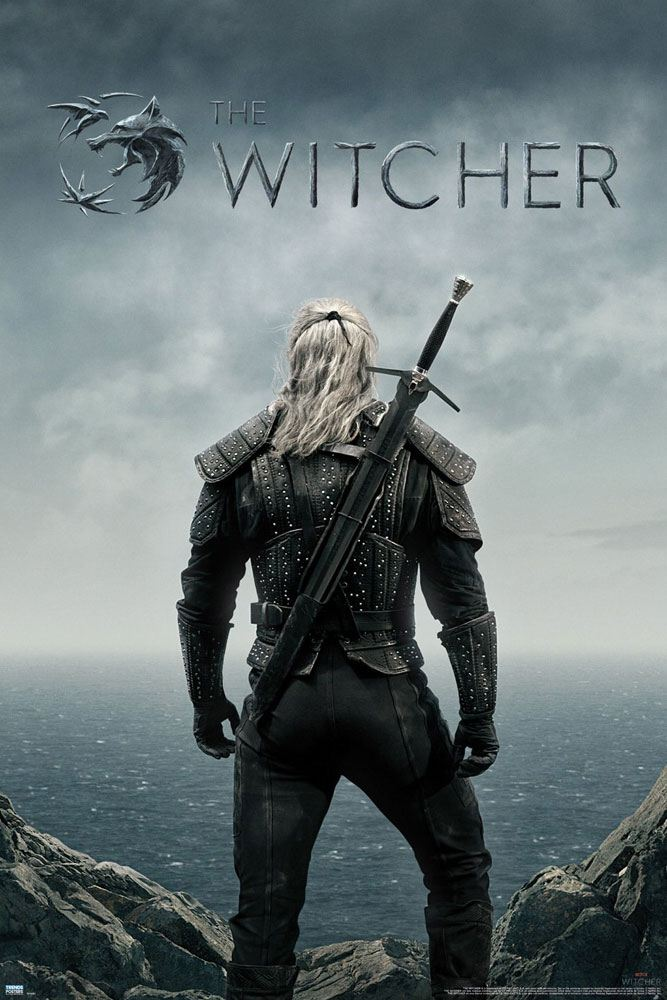 The Witcher pack posters Teaser 61 x 91 cm (5)