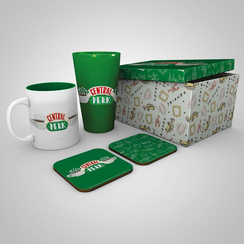 Friends coffret cadeau Central Perk 2020