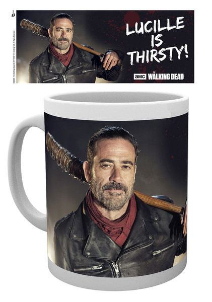 Walking Dead mug Thirsty Lucille