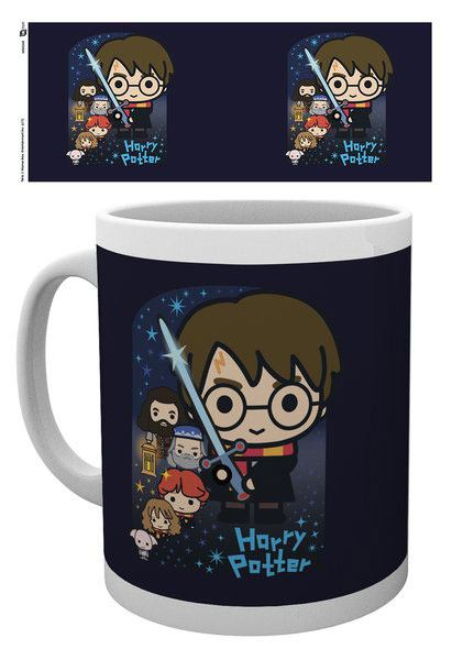 Harry Potter mug Characters