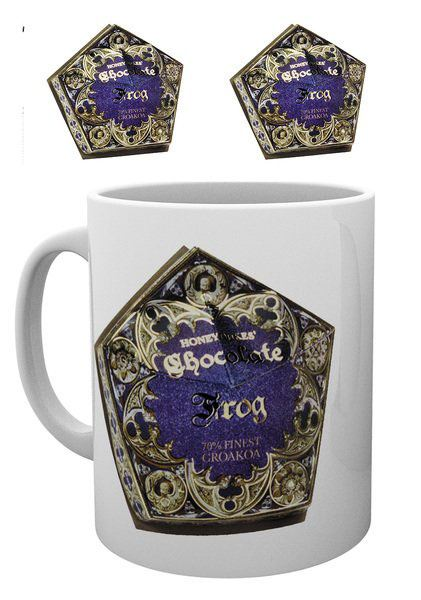 Harry Potter mug Chocolate Frogs