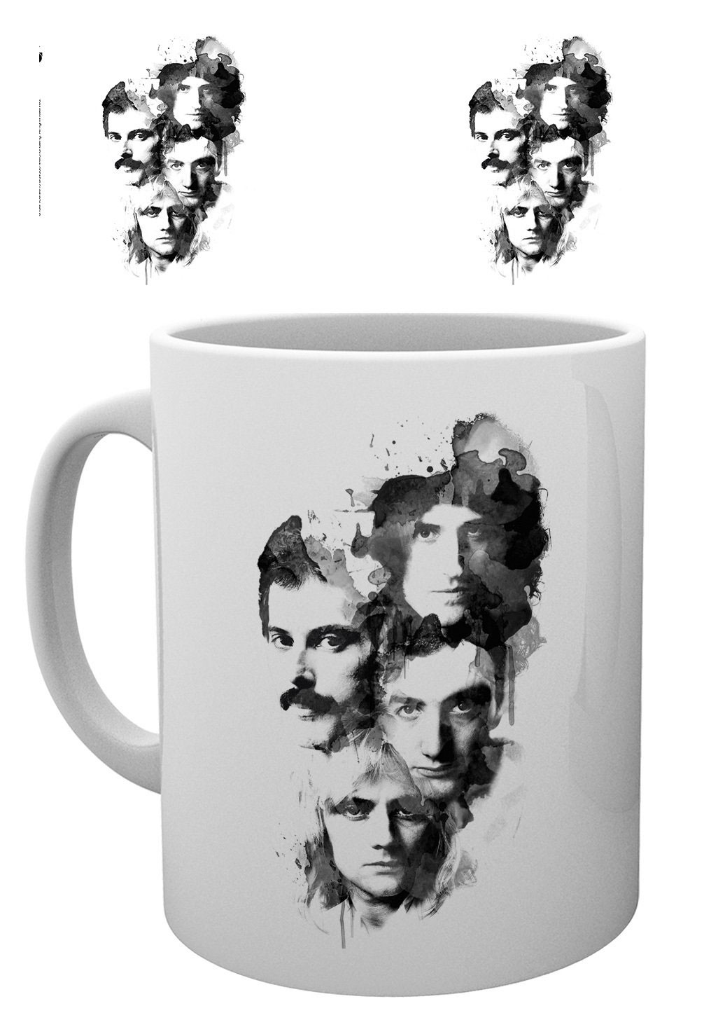 Queen mug Faces (Bravado)