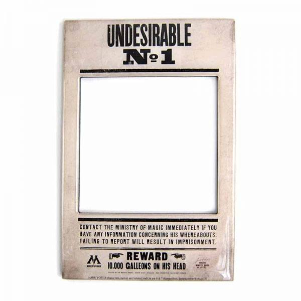 Harry Potter aimant Photo Frame Undesirable No. 1 (6)