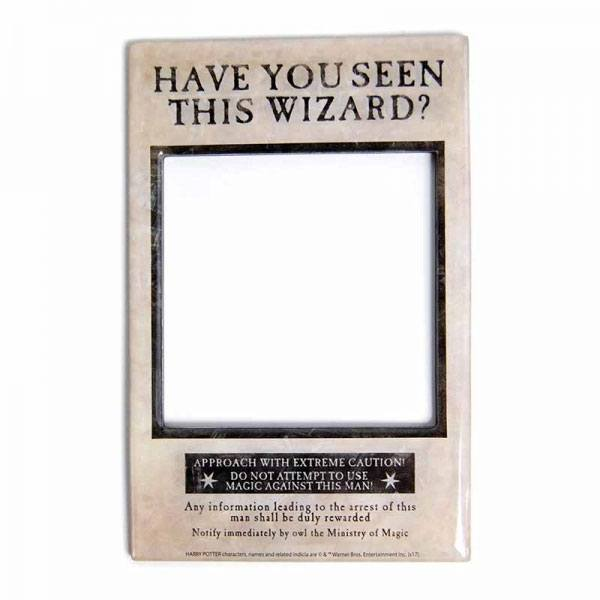 Harry Potter aimant Photo Frame Sirius Black (6)