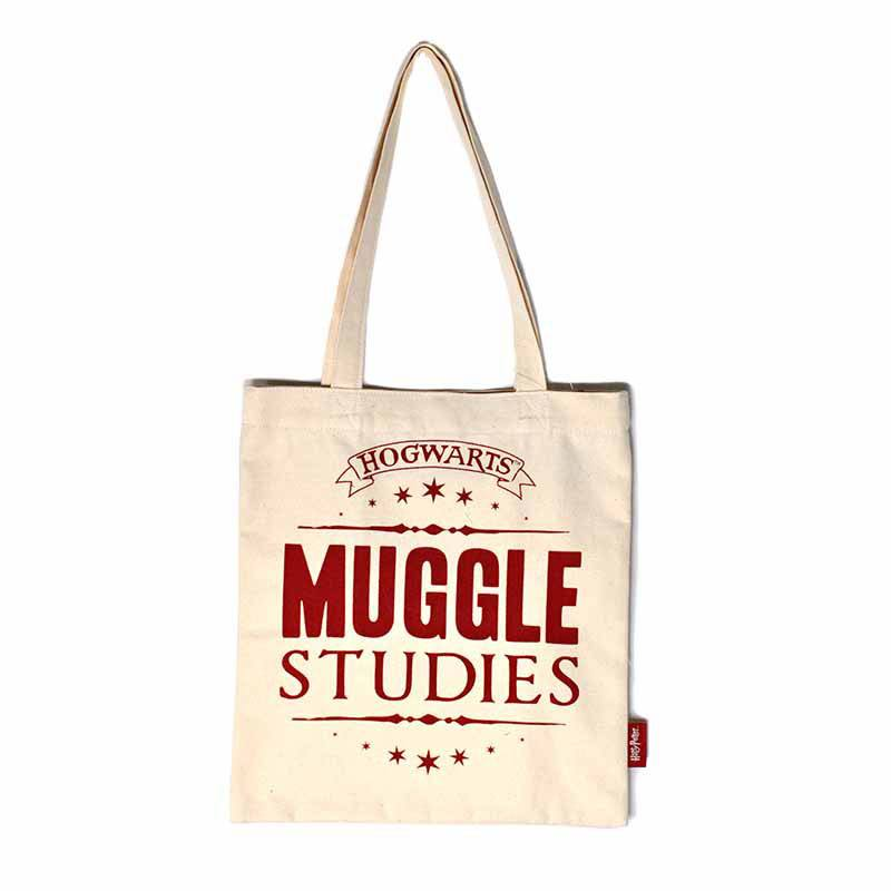 Harry Potter sac shopping Muggle Studies