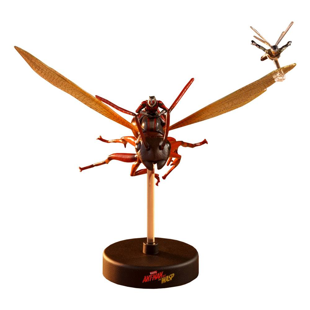 Ant-Man & The Wasp diorama MMS Compact Series Ant-Man on Flying Ant and the Wasp 11 cm