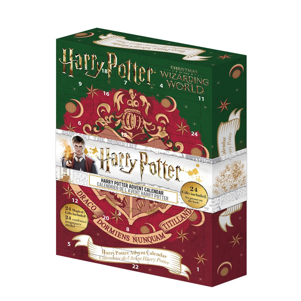Harry Potter calendrier de l'avent Christmas in the Wizarding World