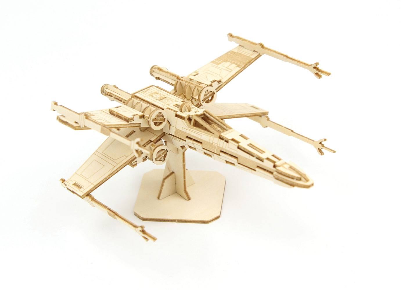 Star Wars maquette IncrediBuilds 3D X-Wing *ANGLAIS*