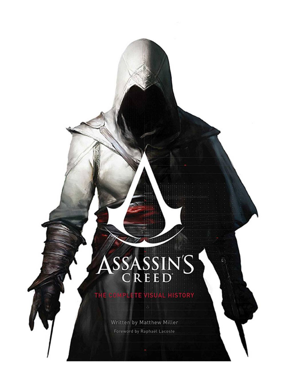 Assassin's Creed Art book The Complete Visual History *ANGLAIS*