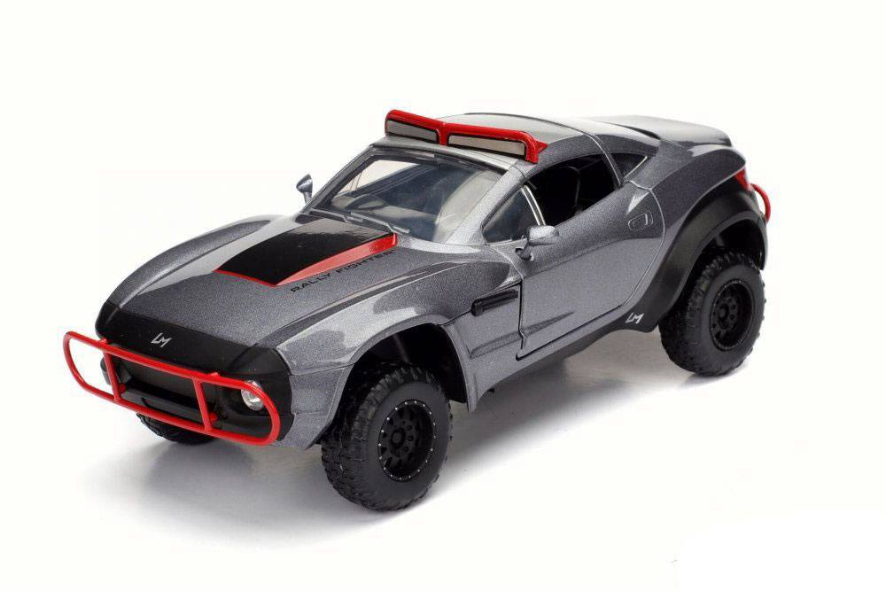 Fast & Furious 8 1/24 Letty's Rally Fighter métal