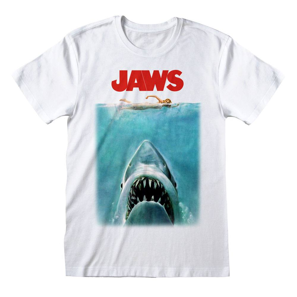 Les Dents de la mer T-Shirt Poster (XL)