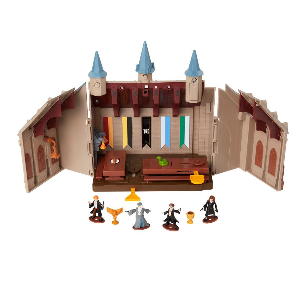 Harry Potter playset Deluxe Great Hall