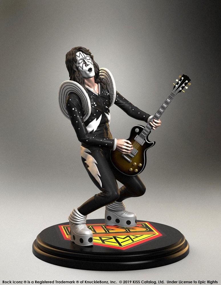 Kiss statuette Rock Iconz 1/9 The Spaceman (ALIVE!) 20 cm