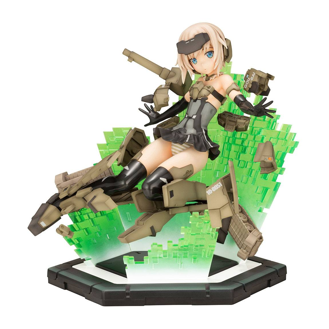 Frame Arms Girl statuette PVC Gourai Session Go!! 18 cm