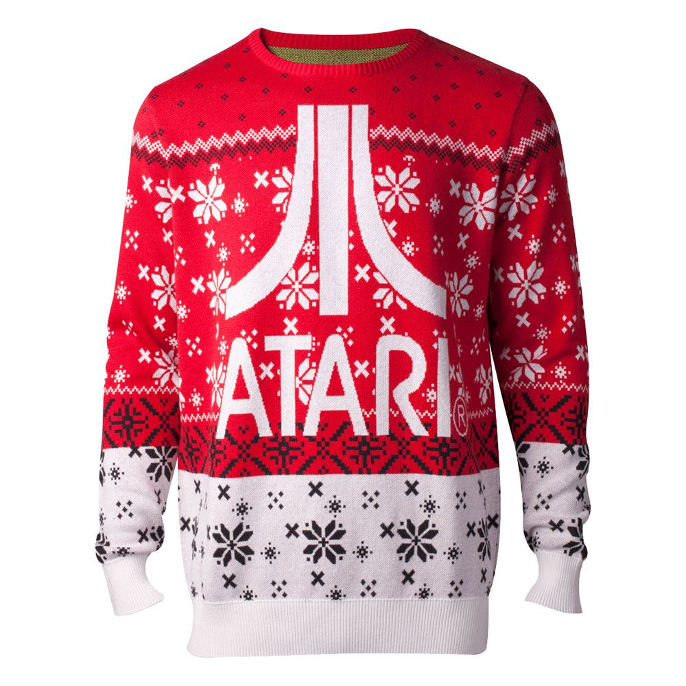 Atari Sweater Christmas Atari Logo (XL)