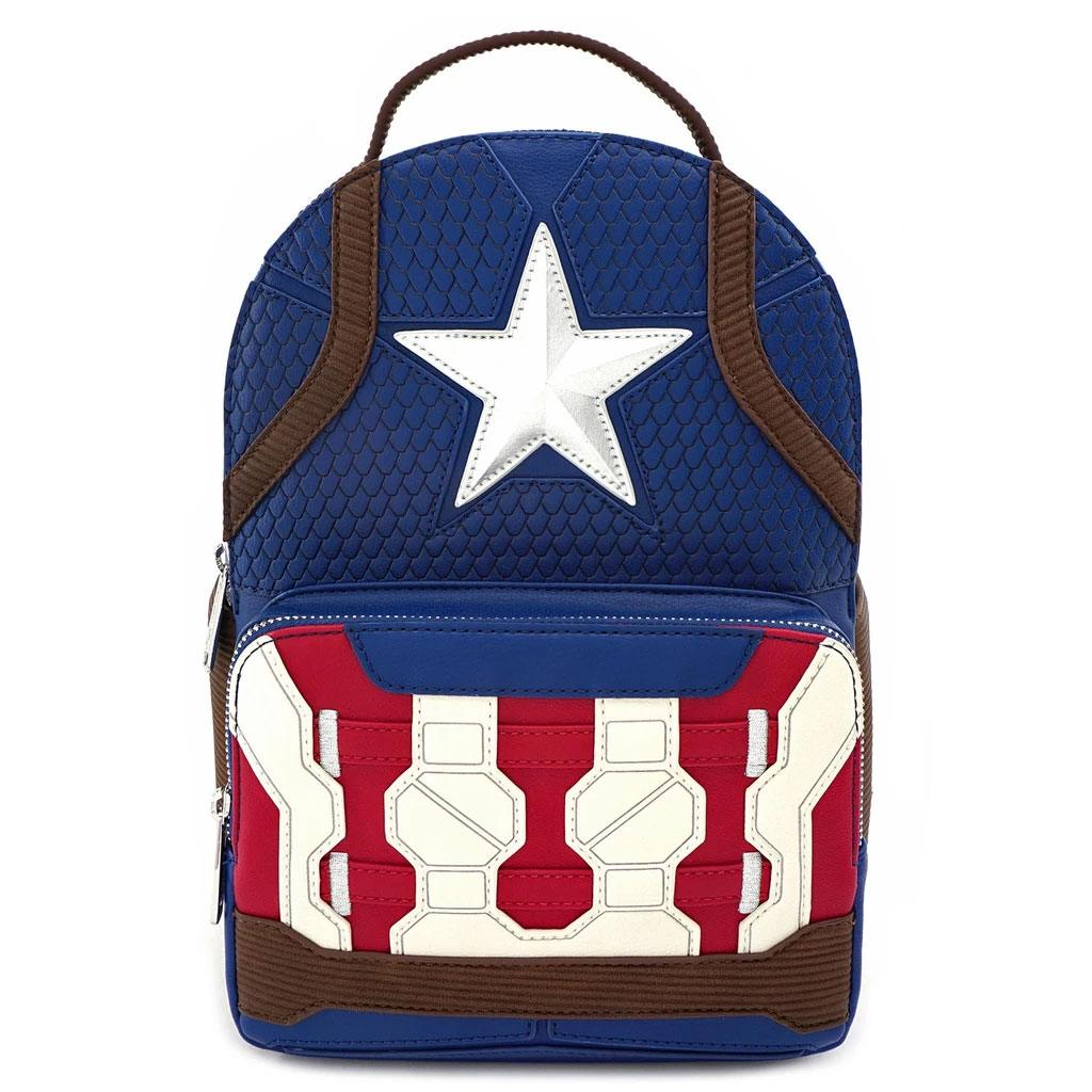 Marvel by Loungefly sac à dos Captain America Endgame Hero