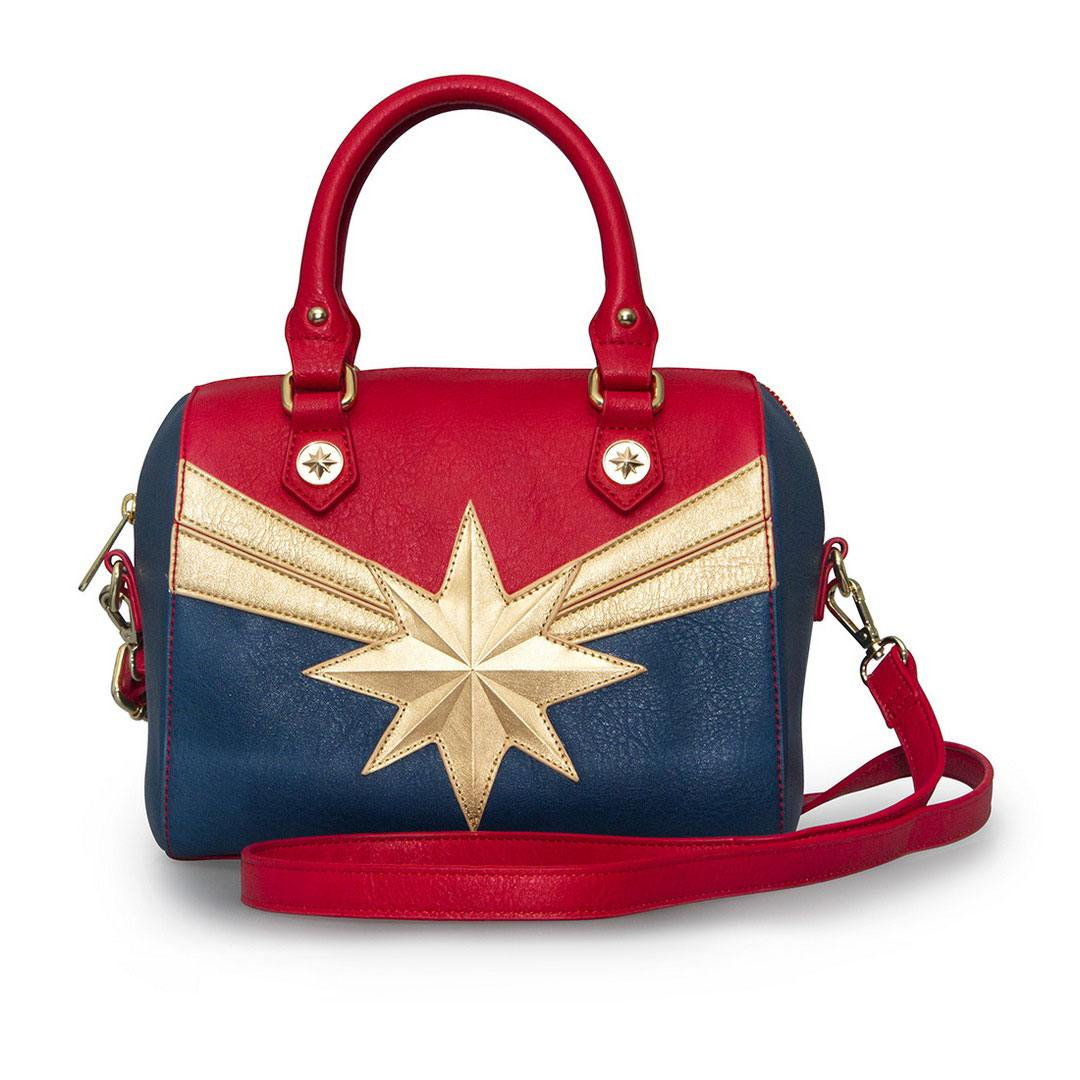 Marvel by Loungefly sac à bandoulière Captain Marvel