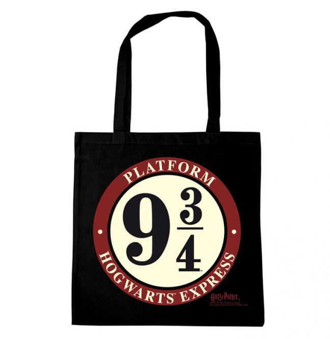 Harry Potter sac shopping Platform 9 3/4