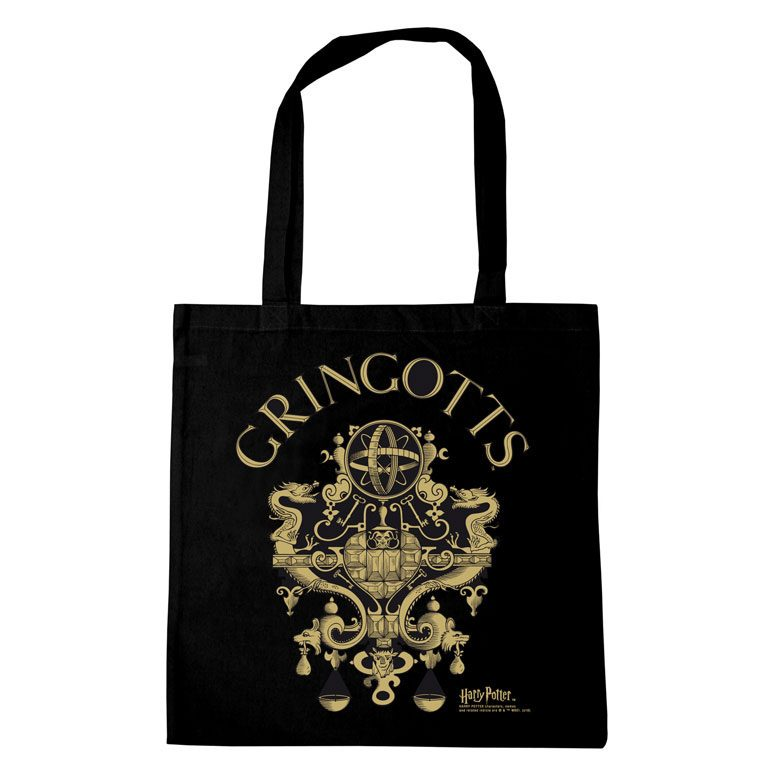 Harry Potter sac shopping Gringotts
