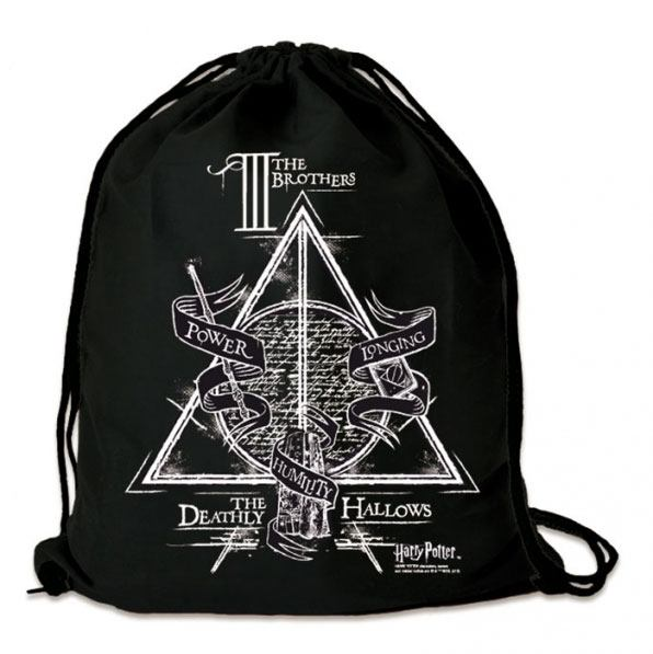 Harry Potter sac en toile Three Brothers