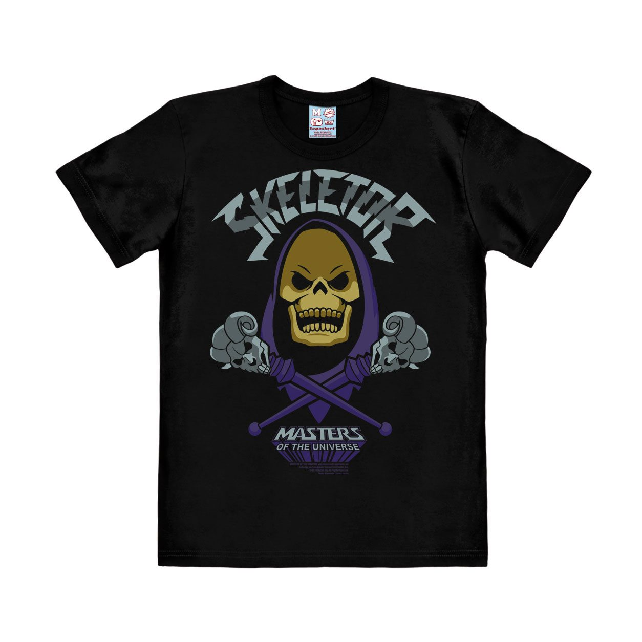 Masters of the Universe T-Shirt Easy Fit Skeletor (M)