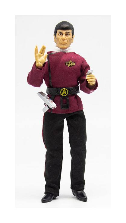 Star Trek WoK figurine Captain Spock 20 cm