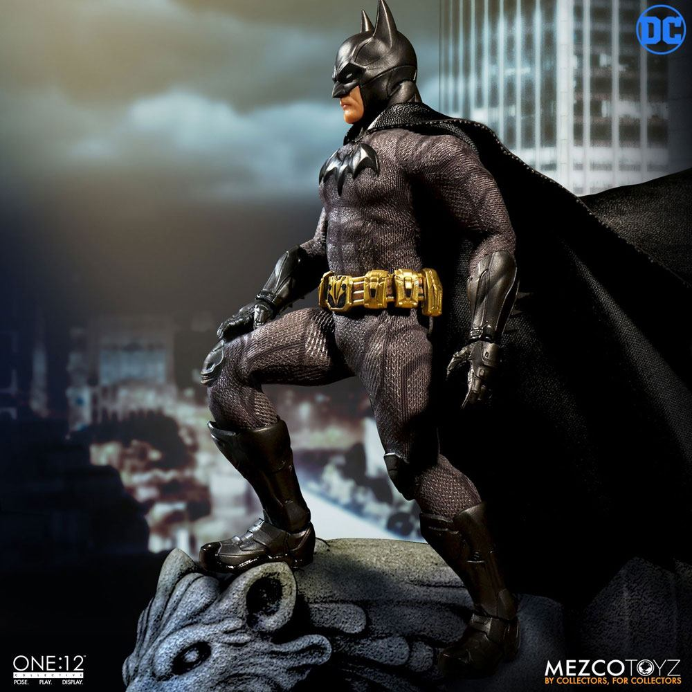 DC Comics figurine 1/12 Batman Sovereign Knight 15 cm