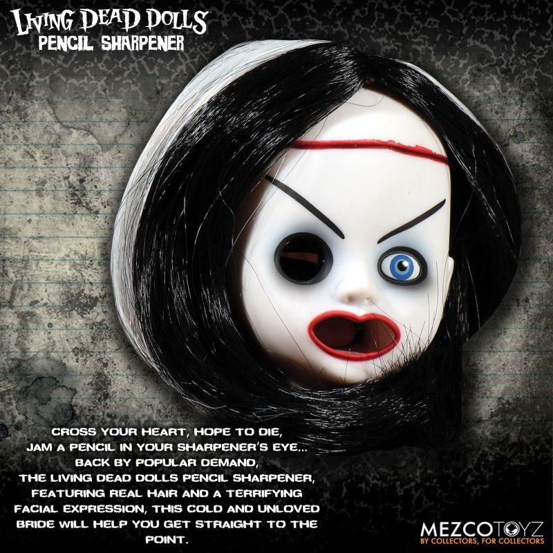 Living Dead Dolls taille-crayon Bride of Valentine 7 cm