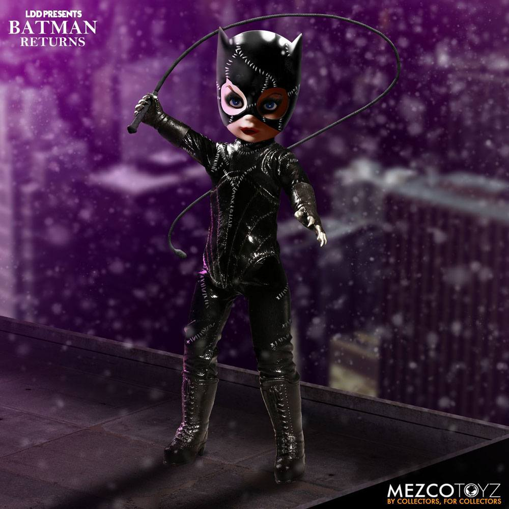 Batman Returns Living Dead Dolls Presents poupée Catwoman 25 cm