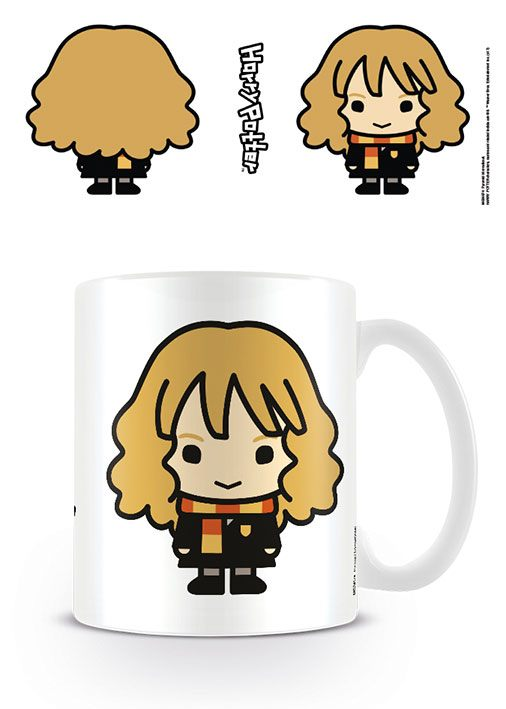 Harry Potter mug Kawaii Hermione Granger