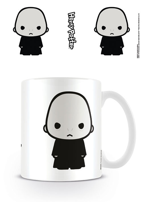 Harry Potter mug Kawaii Lord Voldemort