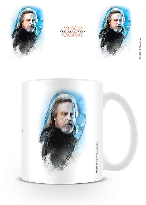 Star Wars Episode VIII mug Luke Skywalker Brushstroke