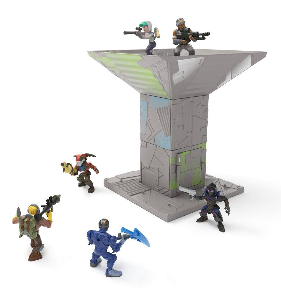Fortnite playset Battle Royale Collection Port-a-Fort