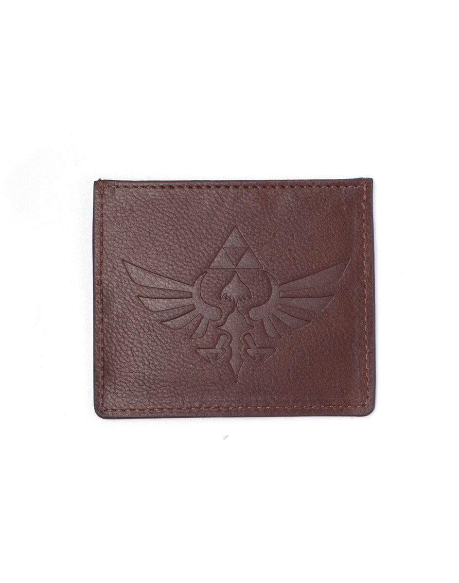 The Legend of Zelda porte-cartes Logo