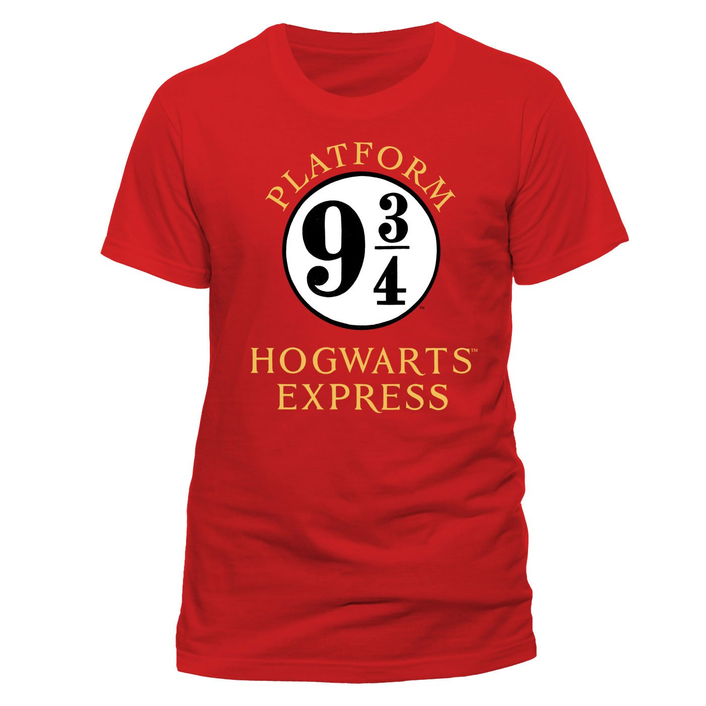 Harry Potter T-Shirt Platform 9 3/4 (L)