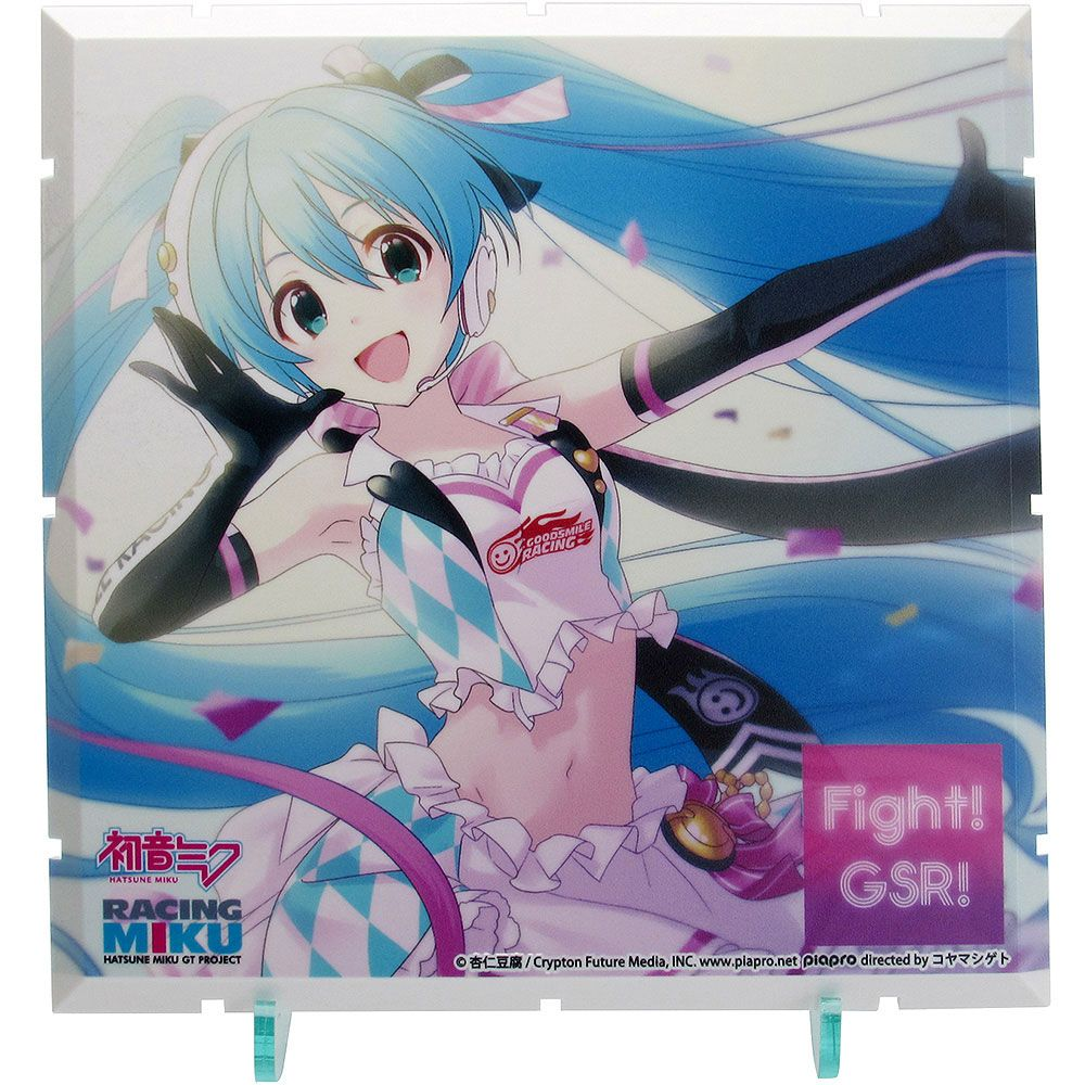 Dioramansion 150 accessoire pour figurines Racing Miku 2019 Pit Optional Panel Rd. 3 SUZUKA