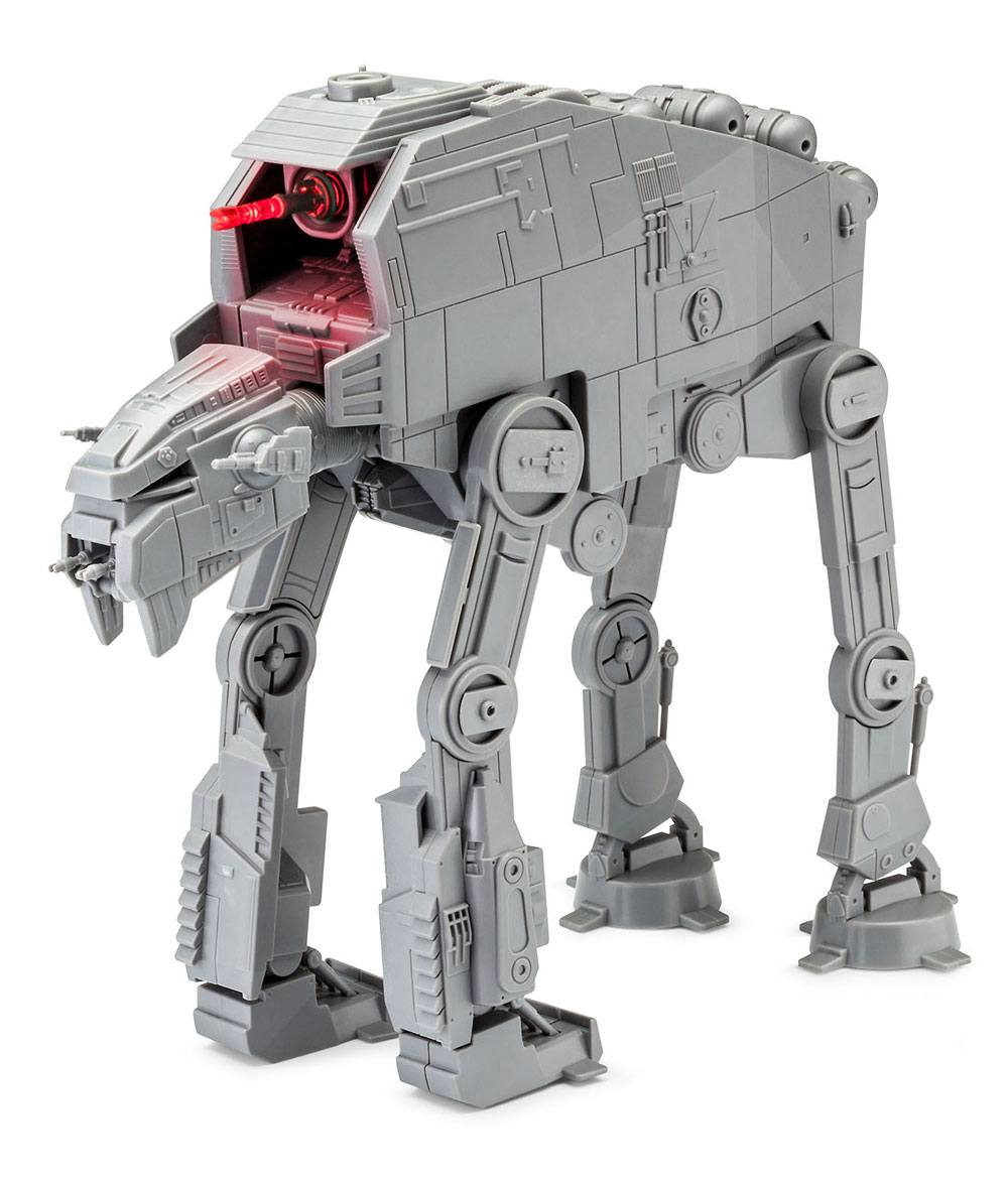 Star Wars pack maquette Build & Play sonore et lumineuse 1/164 1st Order Heavy Assault Walker