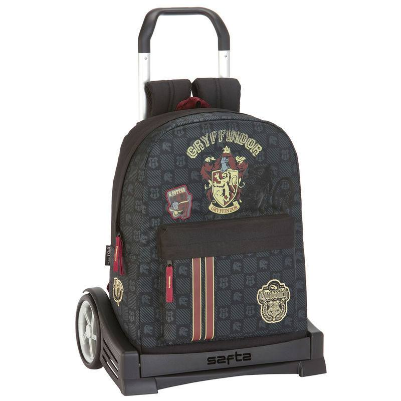 Harry Potter valise à roulettes Evolution Gryffindor 43 cm