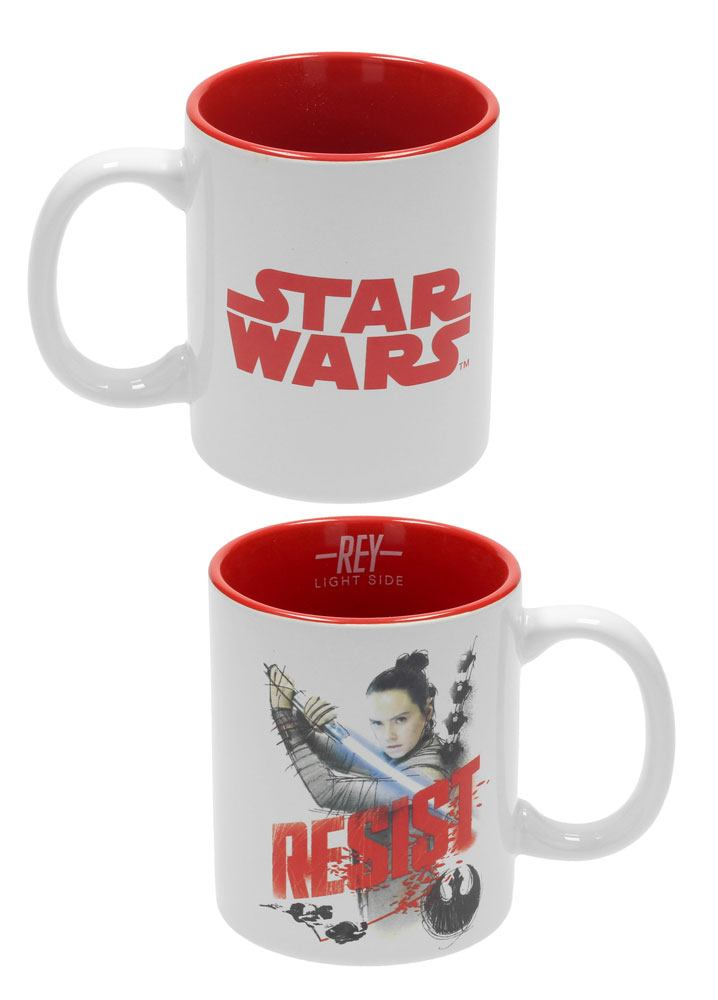 Star Wars Episode VIII mug Rey