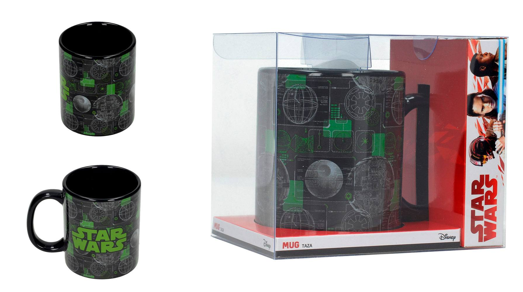 Star Wars Episode VIII mug Death Star