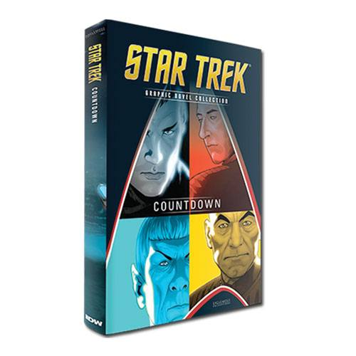 Star Trek Graphic Novel Collection bandes dessinées Vol. 1: Countdown (10) *ANGLAIS*