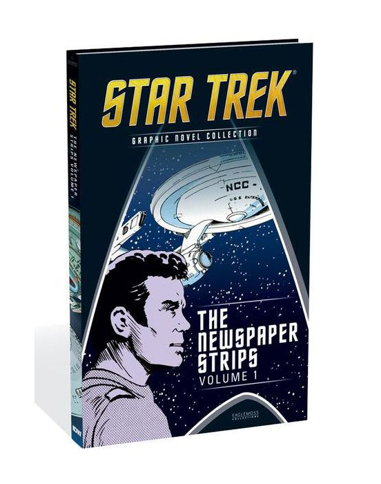 Star Trek Graphic Novel Collection bandes dessinées Vol. 15: Newspaper Strips Vol. 1 (10) *ANGLAIS*
