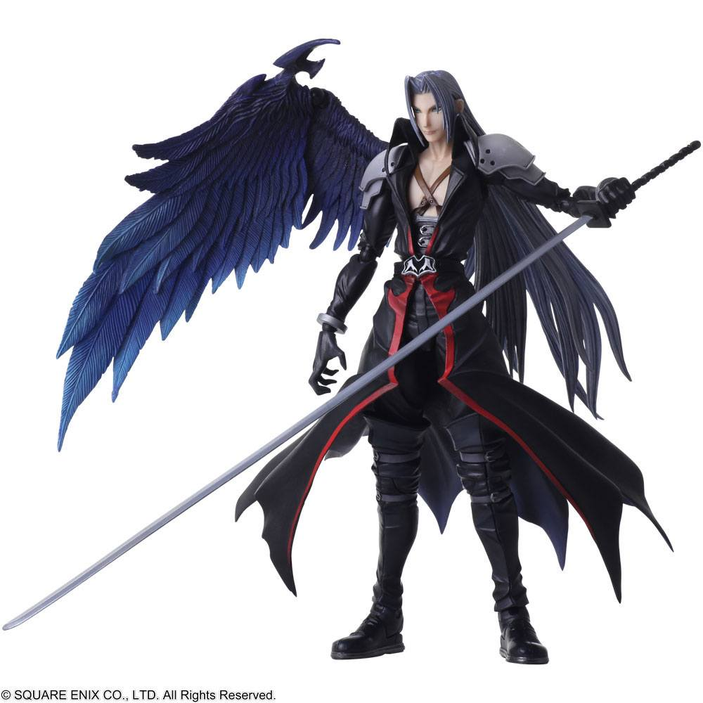 Final Fantasy VII figurine Bring Arts Sephiroth Another Form Ver. 18 cm