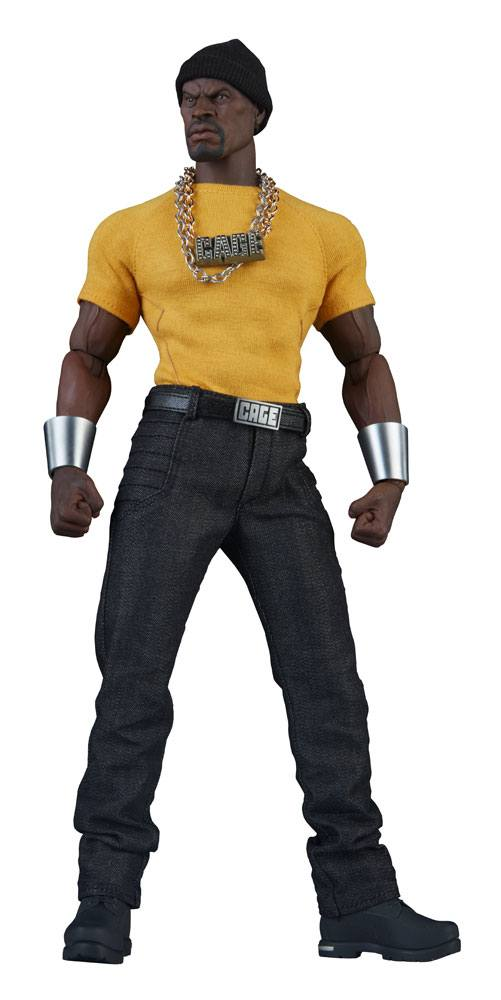 Marvel Comics figurine 1/6 Luke Cage 30 cm