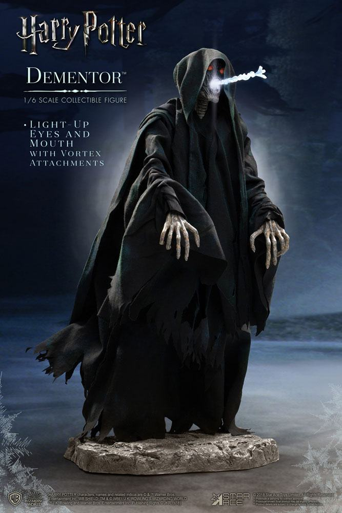 Harry Potter My Favourite Movie figurine 1/6 Dementor Deluxe Ver. 30 cm