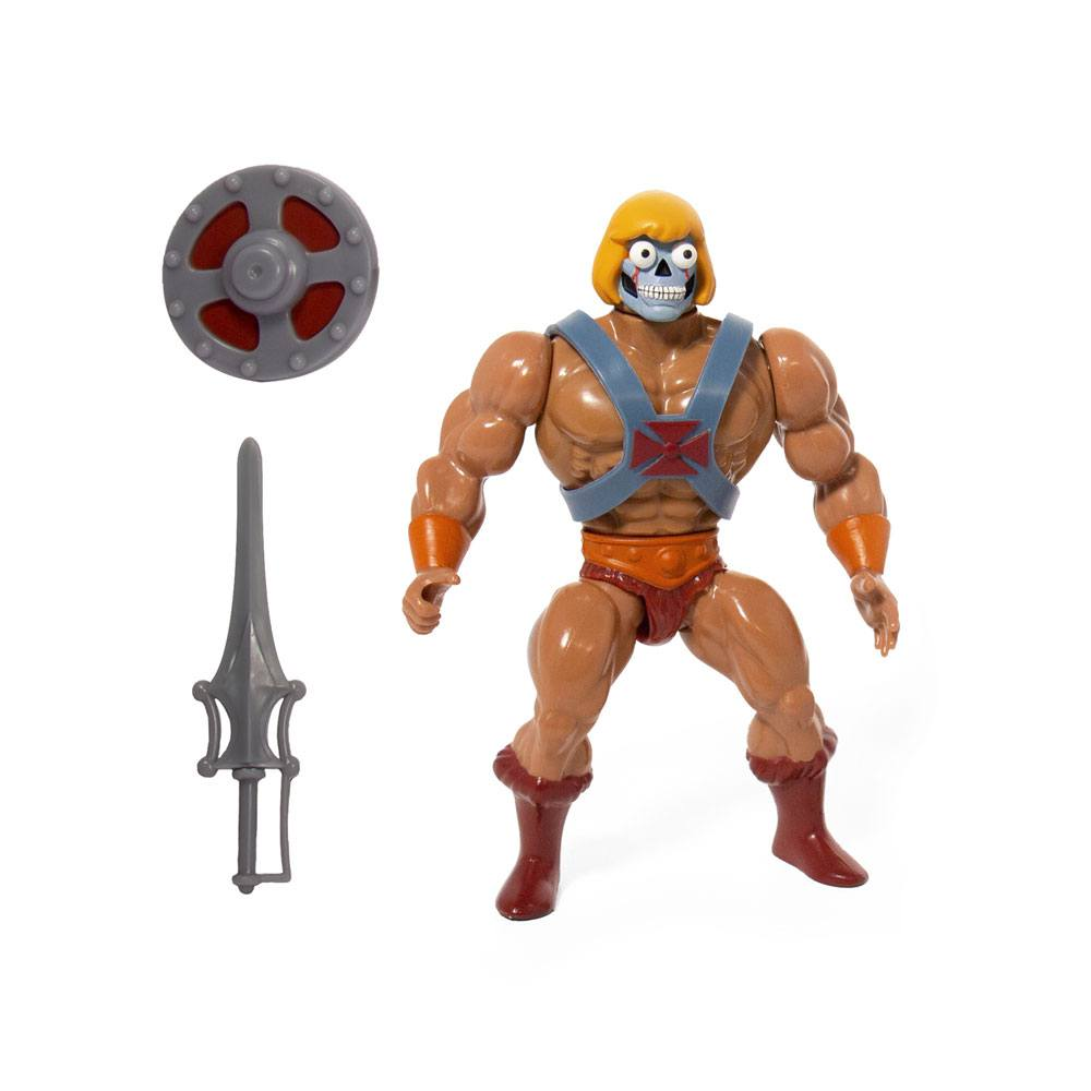 Masters of the Universe série 2 figurine Vintage Collection Robot He-Man 14 cm