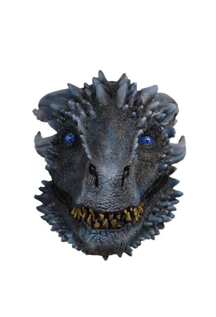 Game of Thrones masque latex White Walker Dragon