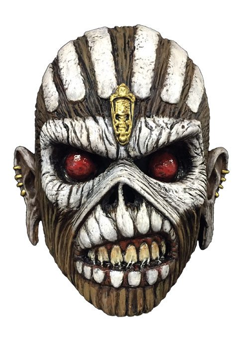 Iron Maiden masque latex Book of Souls