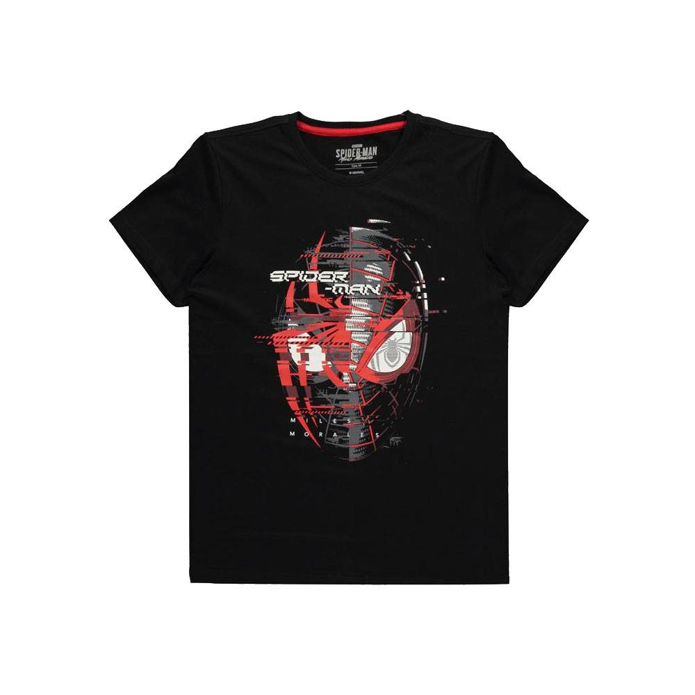 Spider-Man T-Shirt Spider Head (L)