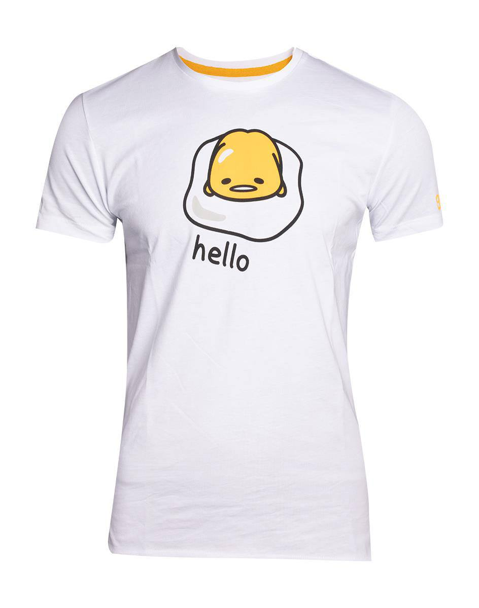 Gudetama, the Lazy Egg T-Shirt Ok Bye  (M)
